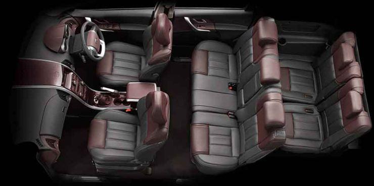 Mahindra XUV500 7 Seats