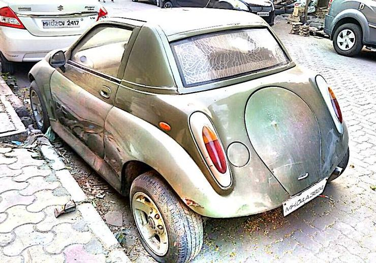 Modified Maruti 1000 1