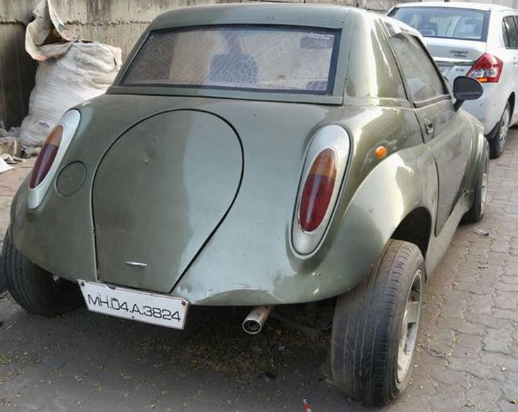 Modified Maruti 1000 2