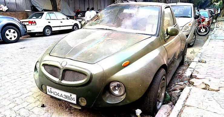 Modified Maruti 1000 3