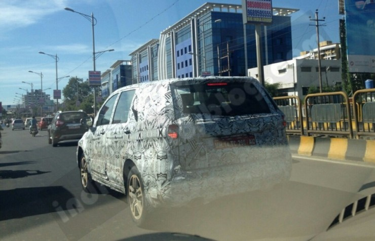 Production-spec-Tata-Hexa-rear-three-quarter-spotted-in-Pune-1024x659