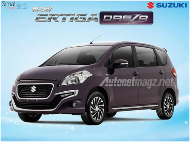 Suzuki Ertiga Dreza: Another step towards premium MSIL products
