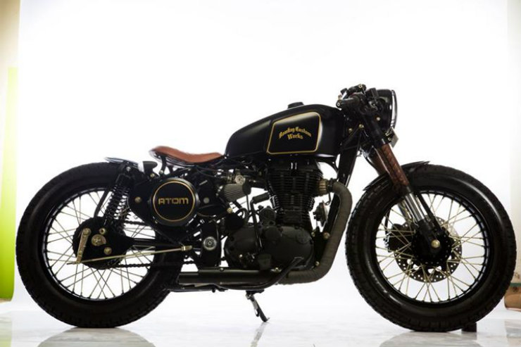 5 Droolworthy Royal Enfield Motorcycles Part Xii