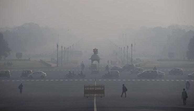 A Delhi street