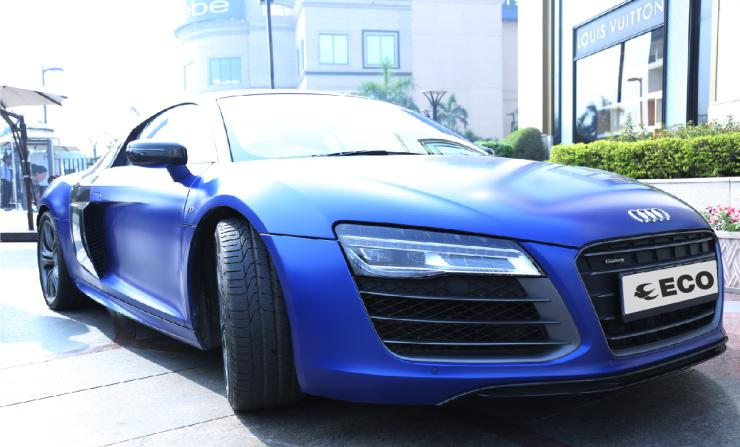 Have 5,000 rupees? You can drive a supercar in India