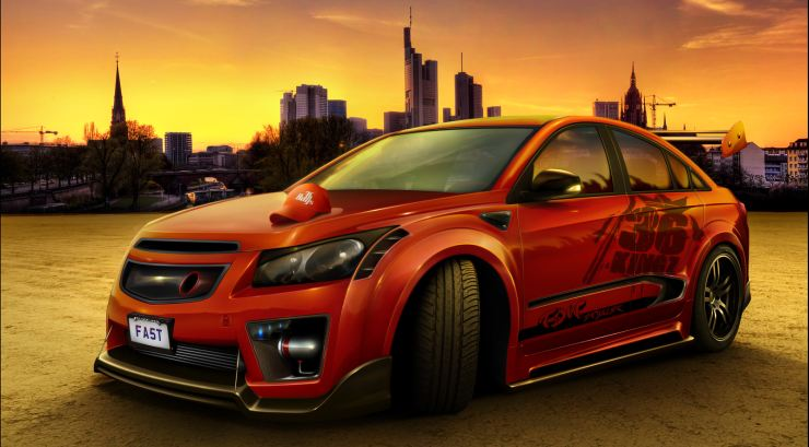 Popular Indian cars reimagined as low riders