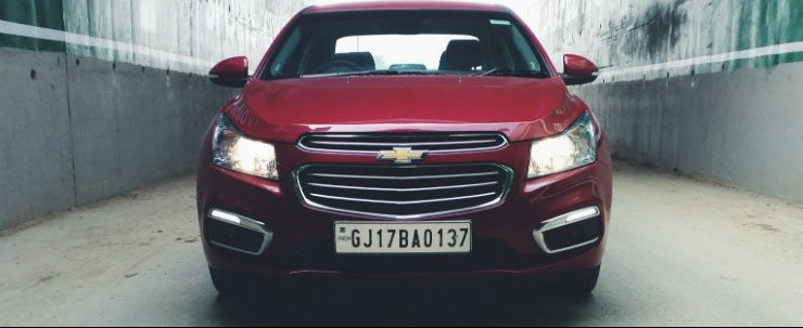 Buy a Chevrolet Cruze, get a Beat FREE; Crazy but true
