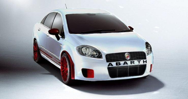 Fiat Linea Abarth