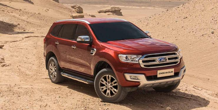 All-new Ford Endeavour launched; Prices start at 23.64 lakhs
