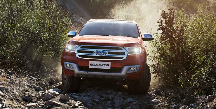 Ford Endeavour 3