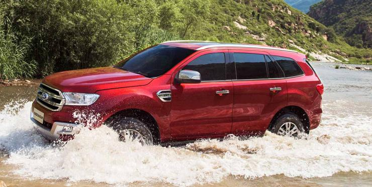 6 SUVs that can nearly go 'swimming': Ford EcoSport to Toyota Fortuner