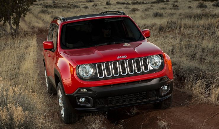 Jeep Renegade spotted testing in India, but why