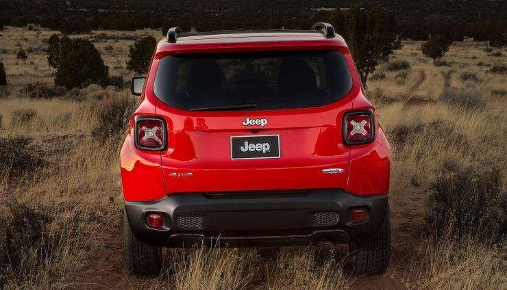 Jeep Renegade Compact SUV 2