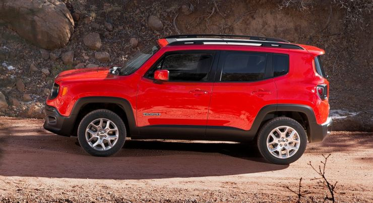 jeep renegade compact suv arrives into india. Black Bedroom Furniture Sets. Home Design Ideas