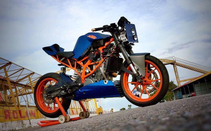 KTM Marla 390 1