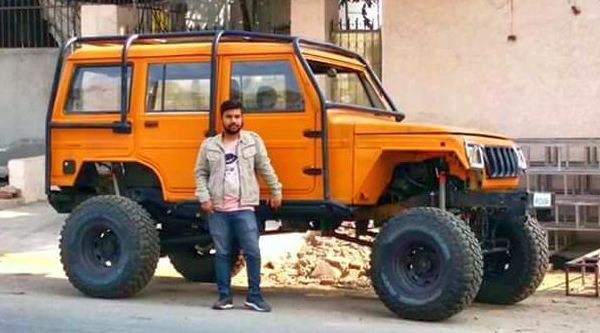 Lifted Suvs Of India Lifted Fortuner Gypsy Force Gurkha