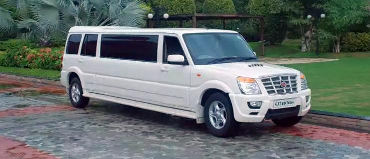 Mahindra Scorpio Limousine