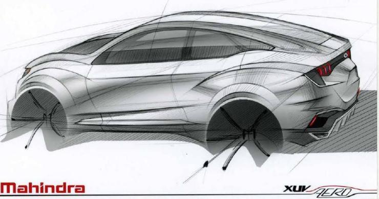 Meet the XUV500 'Aero' SUV coupe!