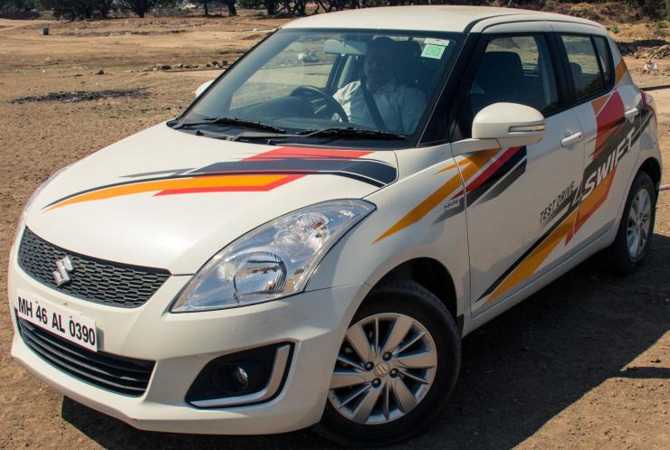 Maruti Swift Demo Car