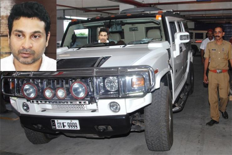 Mohammed Nisham, the Hummer killer, convicted of murder