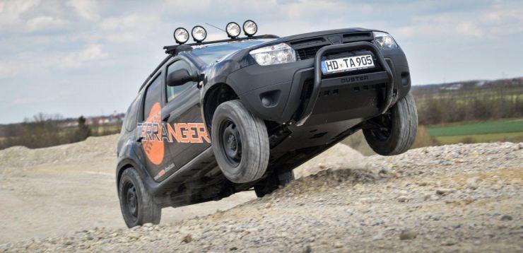 Renault Duster Terranger 2