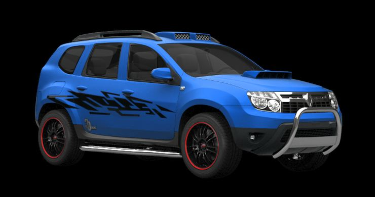 Renault Duster Wrap