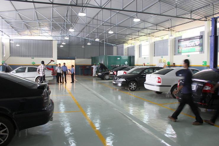 Skoda Service Center