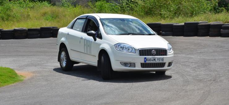 Track day Fiat Linea