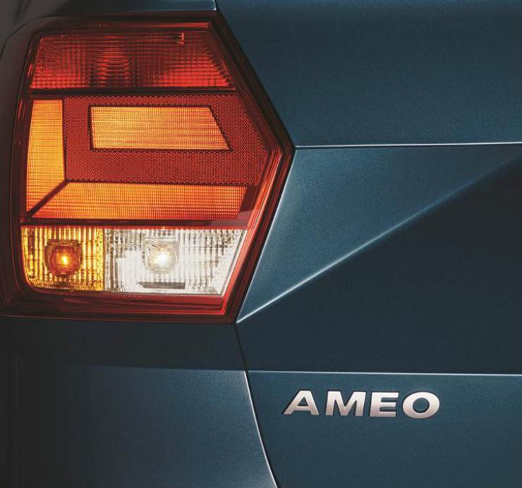 VW Ameo Polo Compact Sedan