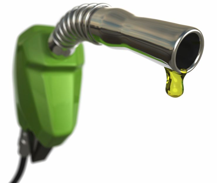 SMART fuel nozzle will identify your car, and collect payment after fueling automatically