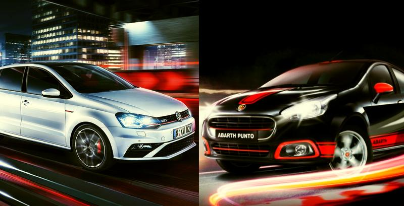 Polo GTI is no competition to the Punto Abarth…Here's why