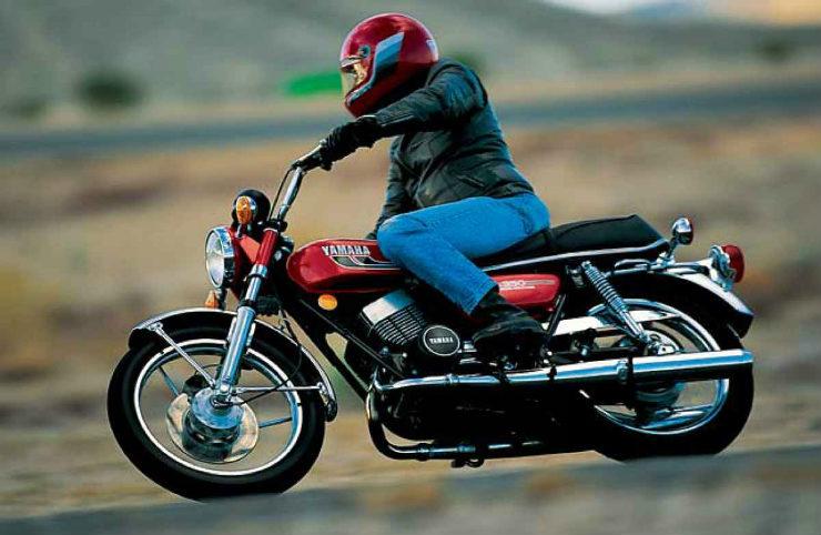 RD350 Yamaha