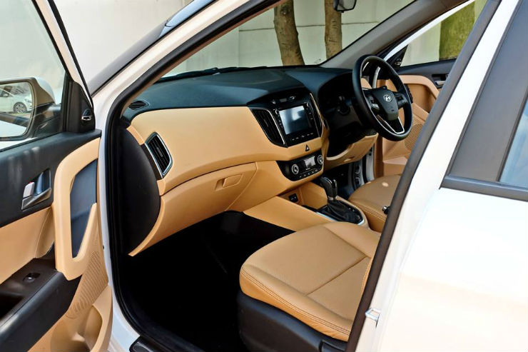 kit up 39 s modified hyundai creta suv looks sweet. Black Bedroom Furniture Sets. Home Design Ideas