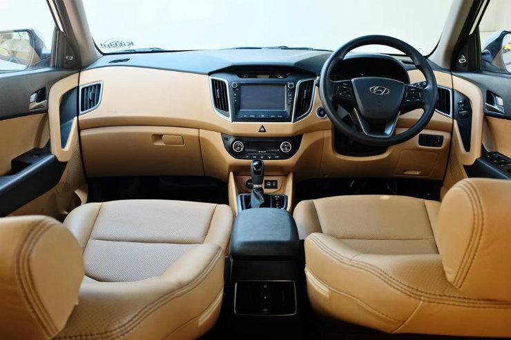 Kit Up S Modified Hyundai Creta Suv Looks Sweet