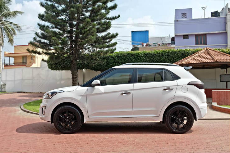 Kit Up S Modified Hyundai Creta Suv Looks Sweet