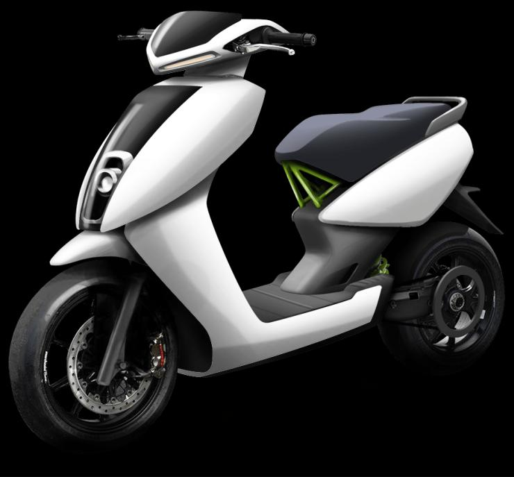 Ather Energy S340 Electric Scooter 1