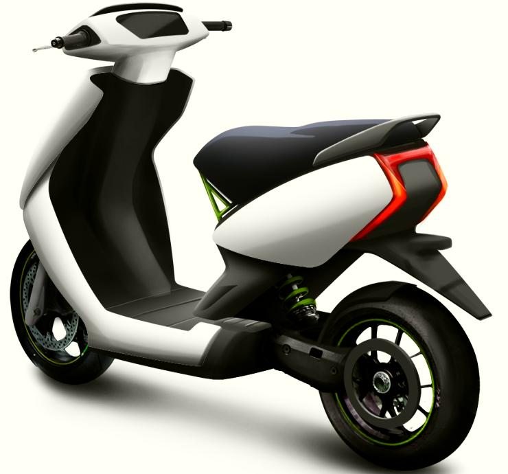 Ather S340 Electric Scooter 3