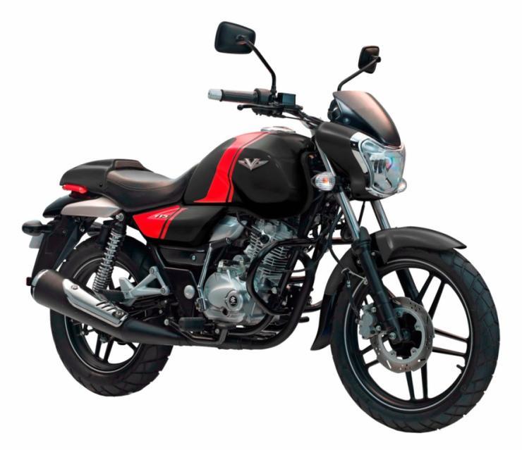 Bajaj launches V12 in India