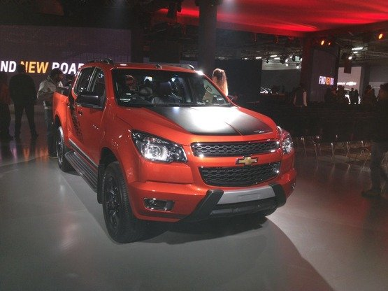 Chevrolet Trailblazer Pick Up Truck