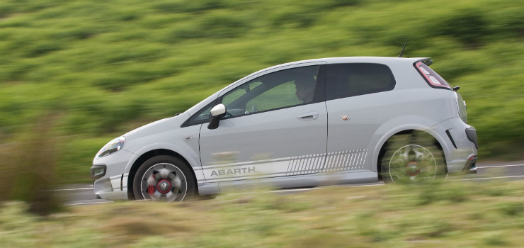 Fiat Abarth Punto Evo Three Door