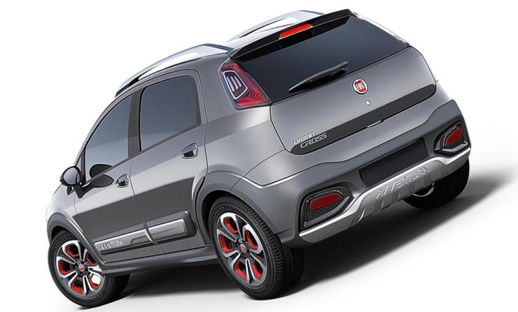 Fiat Avventura Urban Cross 3
