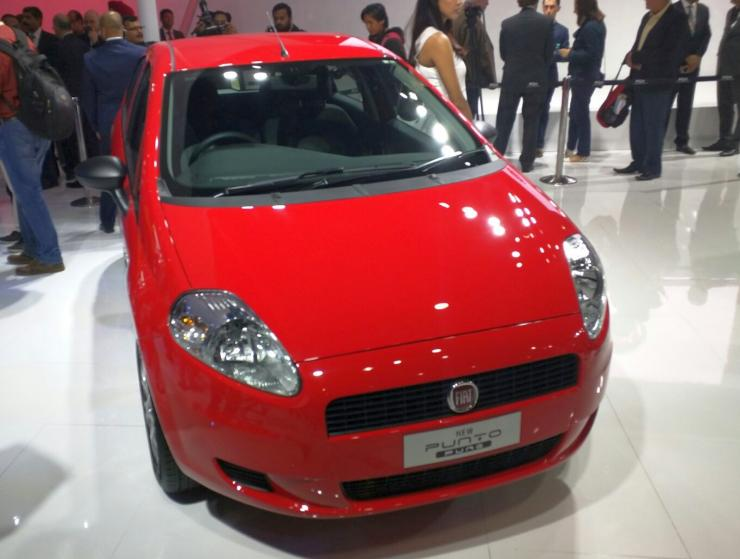 Fiat Punto Pure 2