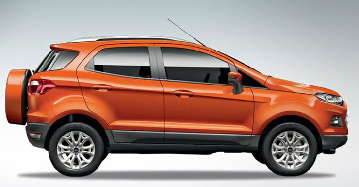 Ford Ecosport Profile
