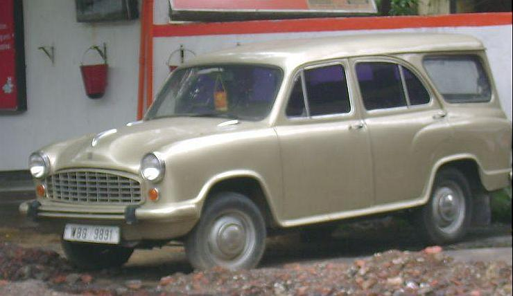 Hindustan Ambassador Station Wagon