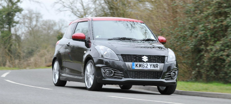 Suzuki Swift Three Door