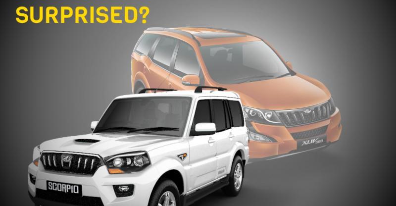 Diesel Ban: Mahindra XUV500 loser, Scorpio winner