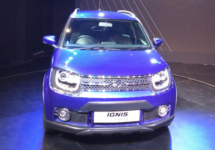the suzuki ignis is coming mahindra kuv100 watch out. Black Bedroom Furniture Sets. Home Design Ideas
