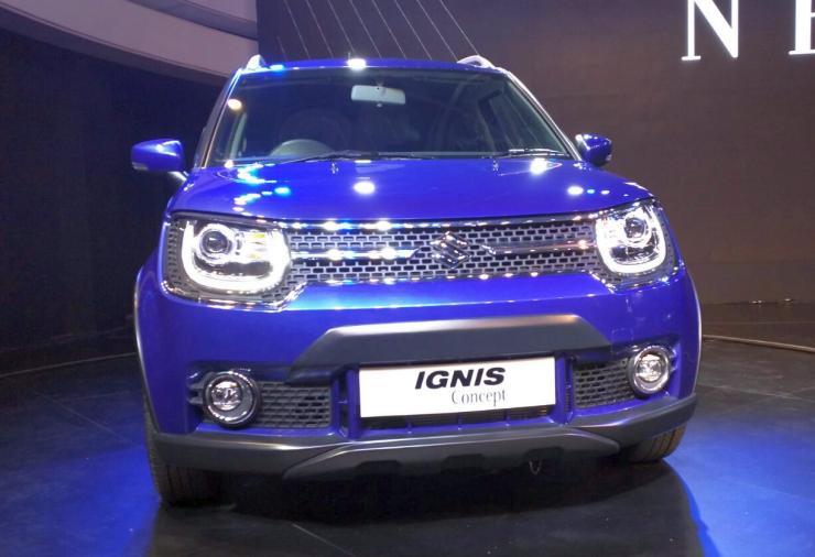 Maruti Suzuki Ignis 2