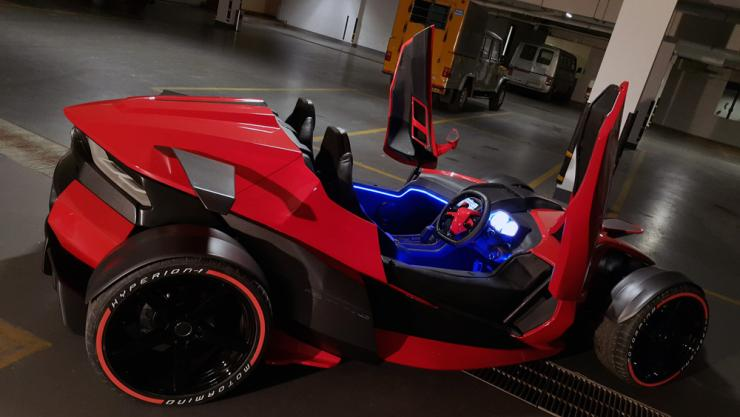 Motormind Hyperion 1 9