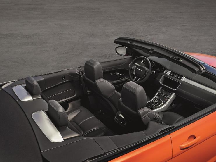 Range Rover Evoque Convertible 8